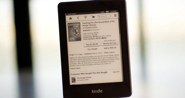 Amazon unveils e-book subscription service