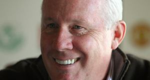 Liam Brady: 'Exhausted? No, no. Watching football sitting in a chair is not a chore. It's not work'