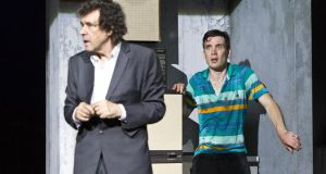 Stephen Rea and Cillian Murphy in Ballyturk