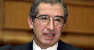 Prof Sir Nigel Rodley, UN Human Rights Committee chairman. Photograph: Peter Thursfield