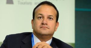 Minister for Health Leo Varadkar. Photograph: Frank Miller