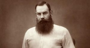 WG Grace: his career as a first-class cricketer spanned almost 50 years