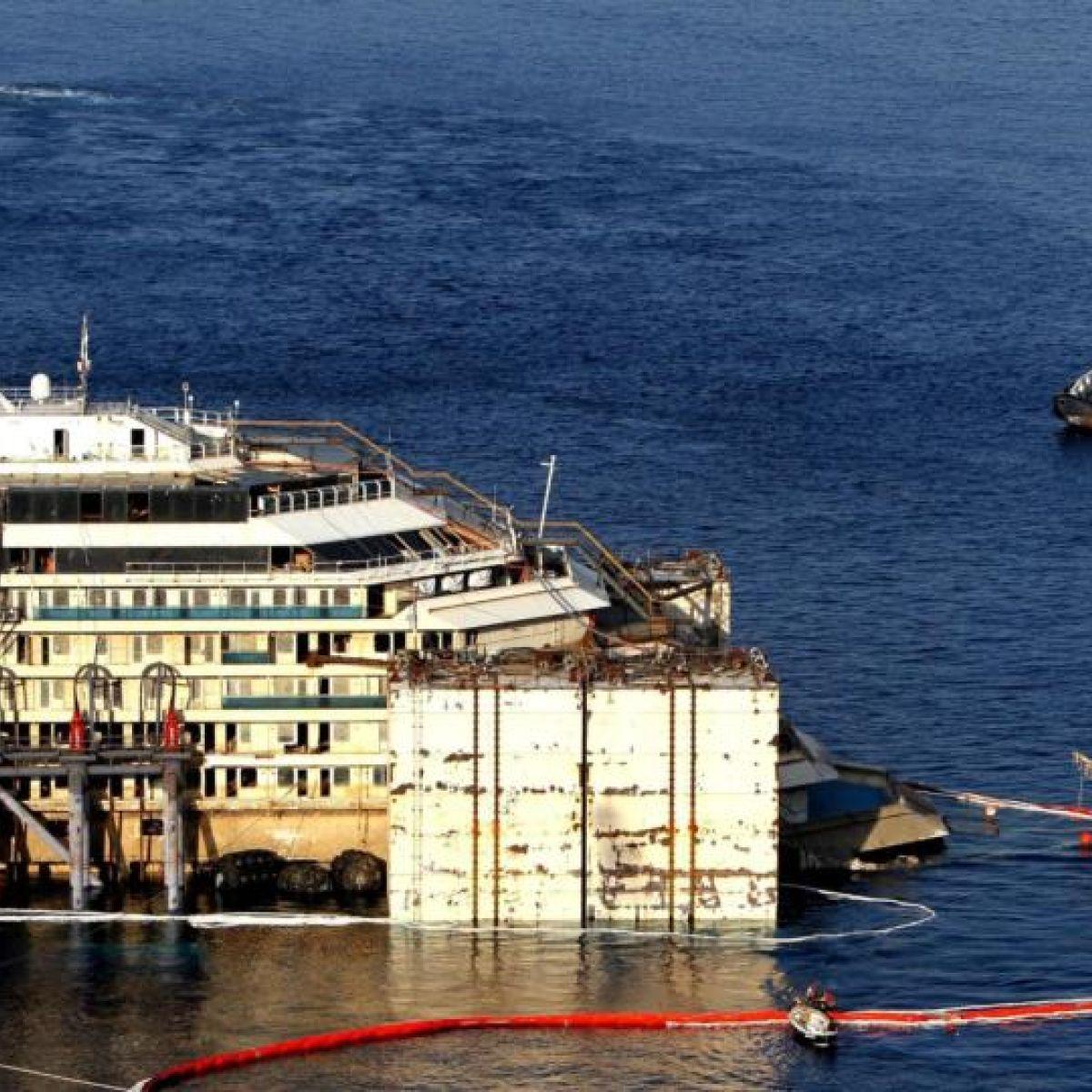Dutch captain unfazed over role in Costa Concordia salvage