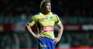 Aurelien Rougerie of ASM Clermont Auvergne was among three France internationals violently attacked  with 'knives, machetes and sabres'.  Photograph:   Harry Engels/Getty Images