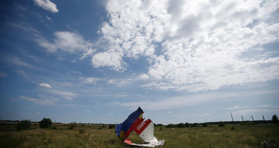 The Malaysian Airlines MH17 disaster