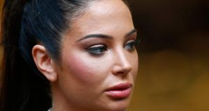 Trial of singer Tulisa Contostavlos has collapsed . Photograph: Andrew Winning/Reuters