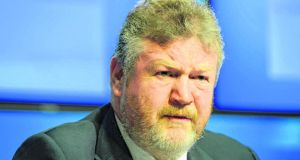 Former minister for health Dr James Reilly. Photograph: Frank Miller