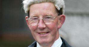 Judge Matthew Deery: ordered farmer not to further obstruct the carriageway.
