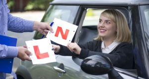 Learner drivers will have to swap L-plates for N-plates and display them for two years