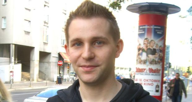 The original complaint, taken by Austrian law student Max Schrems (above) against Irish Data Protection Commissioner Billy Hawkes (below), argues that the DPC took the wrong decision in refusing to investigate whether Schrems's Facebook data was given adequate protection