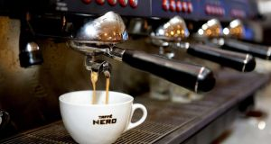 Local opposition to a planned Caffé Nero in Dalkey is growing, with locals planning to boycott the cafe if it opens. File Photograph: David Sleator/The Irish Times