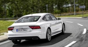 New A7 has low emissions despite 3-litre entry-level engine