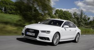 Audi's revised A7