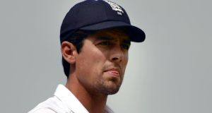 England's Alastair Cook remaisn as captain.   Photograph: Anthony Devlin/PA Wire.
