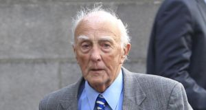 Former assistant Dublin city and county manager George Redmond has won his Supreme Court appeal aimed at allowing him continue with his action aimed at overturning findings of corruption made against him by the planning tribunal.  File photograph:  Collins Courts