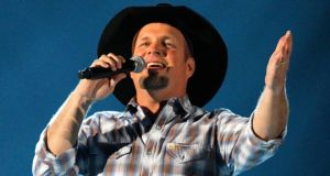 'It wasn't Garth Brooks that they were afraid of.' Photograph: Mario Anzuoni/Files/Reuters