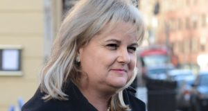 "Angela Kerins: has accused the committee and its members of being motivated by ""political and public relations objectives and personal vendetta"". Photograph: Cyril Byrne"