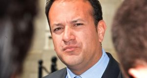 Time and time again, politicians fail to trust people, says Minister for Health Leo Varadkar. Photograph: David Sleator/The Irish Times