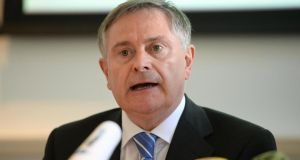 Minister for Public Expenditure and Reform, Brendan Howlin. File photograph: Dara Mac Dónaill / THE IRISH TIMES