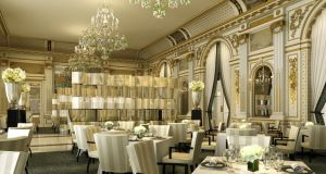 The Peninsula hotel in Paris which opens its doors next Friday