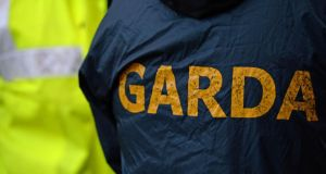 Two gardaí were injured when their patrol car was involved in a head on collision with a car in Co Laois this afternoon.