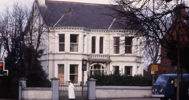 Kincora Boys Home – scene of homosexual prostitution scandal and never the subject of an inquiry. Photograph: Pacemaker