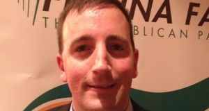 The first candidate in the Roscommon/South Leitrim by-election has been declared,with Fianna Fáíl's selection of Ivan Connaughton at a selection convention tonight.