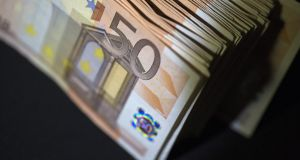 Flash with cash: more than one in every 50 Dubliners is a millionaire according to a survey by Spear's magazine and WealthInsight