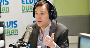 Dan Harris claims to be 10 per cent happier after five years of searching for something that would calm the yammering in his head. Photograph: Cindy Ord/Getty Images