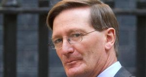 "Former attorney general of England and Wales Dominic Grieve, who  said  Britain risks ""serious international reputational damage"" with a proposal to allow MPs a veto over rulings made by the European Court of Human Rights. Photograph: Lewis Whyld/PA"