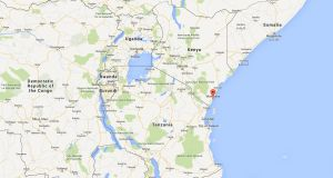 The woman is the second tourist to be killed in Mombasa this month. Image: Google Maps