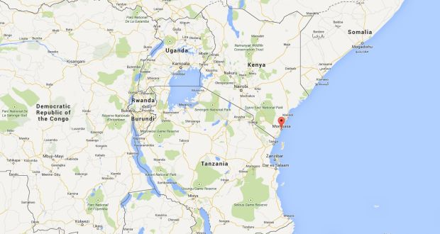 Female tourist killed in Kenyan city of Mombasa