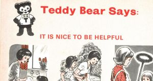 Teddy Bear Says, from 'Teddy Bear' annual (1972)