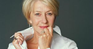 Helen Mirren: so low-maintenance she often cuts her own hair