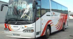 Bus Éireann routes earmarked to be put out to tender include commuter services from Dublin to Tullamore, Portlaoise and Kildare, as well as a number of routes in Waterford city.