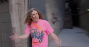 'Weird Al' Yancovic has been the king of parody for decades, but only with the release of his newest album, 'Mandatory Fun', has he finally hit number one on the Billboard charts. Video: Reuters