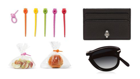 Fruits of the summer bag ties, €3, Tiger Stores