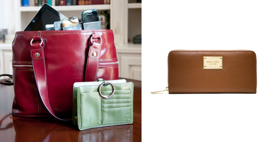 What we like: handbag essentials