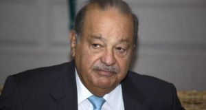 Mexican telecoms billionare Carlos Slim also believes retirement should be later.