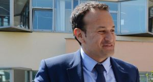 Leo Varadkar:  refreshing directness. Photograph: Alan Betson / The Irish Times