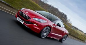 The new Peugeot RCZ-R is expensive when compared to an Audi TT but perhaps not when matched with a Porsche.