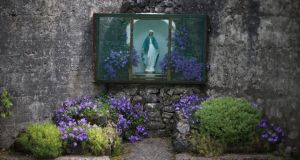 'Haven't the Sisters who ran Tuam and other institutions on behalf of the State already been found guilty of heinous crimes?' Above, the memorial on the site of the Tuam mother and baby home, Galway.  Photograph: Niall Carson/PA Wire