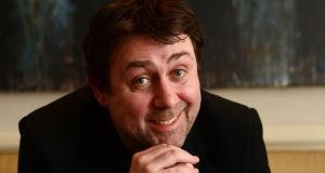 Sean Hughes: nobody told me that when I reached my 40s I would wake up every day at 6am. Photograph: Alan Betson