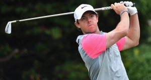 "Rory McIlroy:  ""After my second Major at Kiawah I kicked on for another six months and played really well. I want be to be the guy who goes on and wins Majors regularly and wins tournaments."" Photograph:  Stuart Franklin/Getty Images"