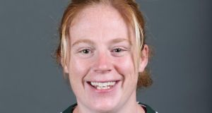 Ireland prop Fiona Hayes. Photograph: Inpho