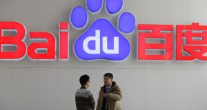 Chinese firm Baidu aims to follow Google with a self-driving car, having already announced plans for a copycat version of Google Glass - provisionally dubbed Baidu Eye.