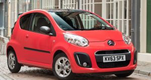 Citroen's C1 has been named most reliable car by Which?