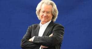 AC Grayling: has created a broad philosophical study. Photograph: Jeremy Sutton-Hibbert/Getty Images