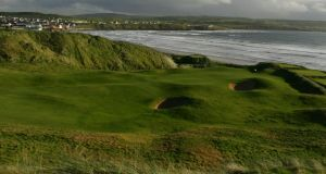 Lahinch Golf club: where the South of Irreland Amateur Open will be decided