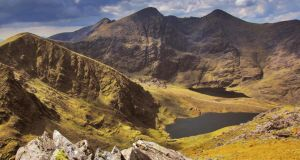 Climb Ireland's highest peak, Carrauntoohil. Photograph: Adrian Hendroff